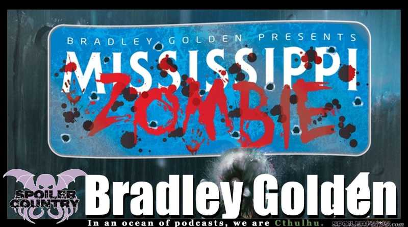 Bradley Golden – Second Sight Publishing! Mississippi Zombie!