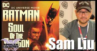 Sam Liu talks Batman Soul of the Dragon!