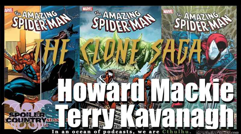 Spider-Man The Clone Saga deep dive with Howard Mackie and Terry Kavanagh!