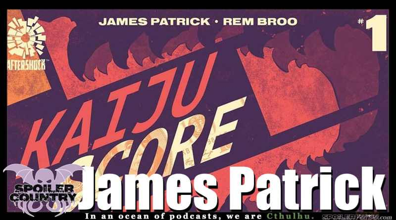 Kaiju Score Writer James Patrick