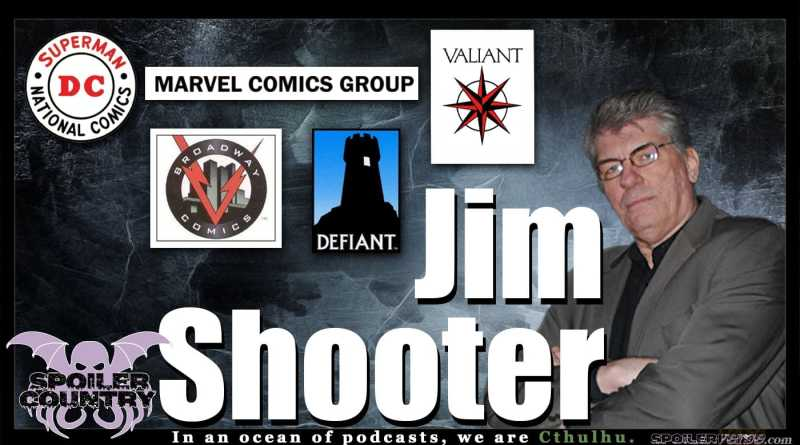 Jim Shooter Talks his early career at DC and Marvel (Part 1)
