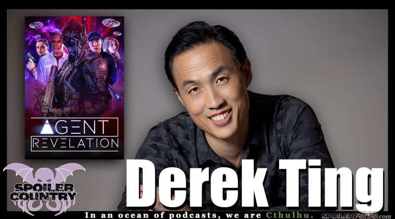 Derek Ting talks Agent Revelation!
