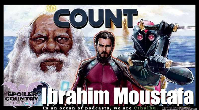 Ibrahim Moustafa talks his new book COUNT!