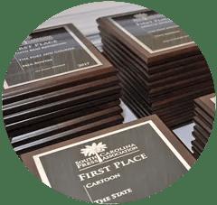 S.C. Press Association News Contest Award