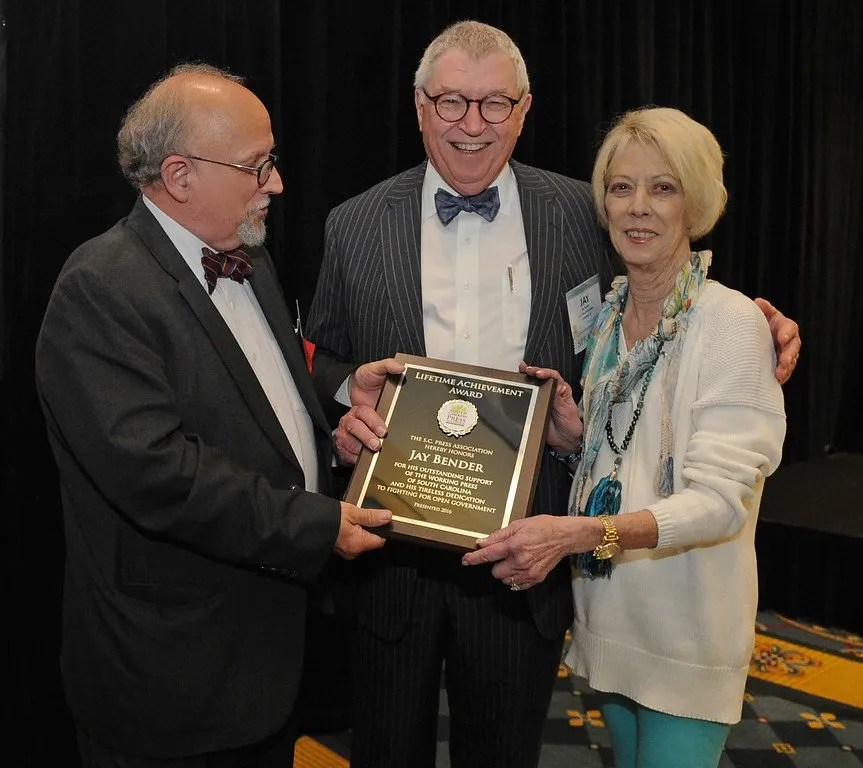 The South Carolina Press Association held its 2016 Annual Meeting and Awards Presentation in Columbia.