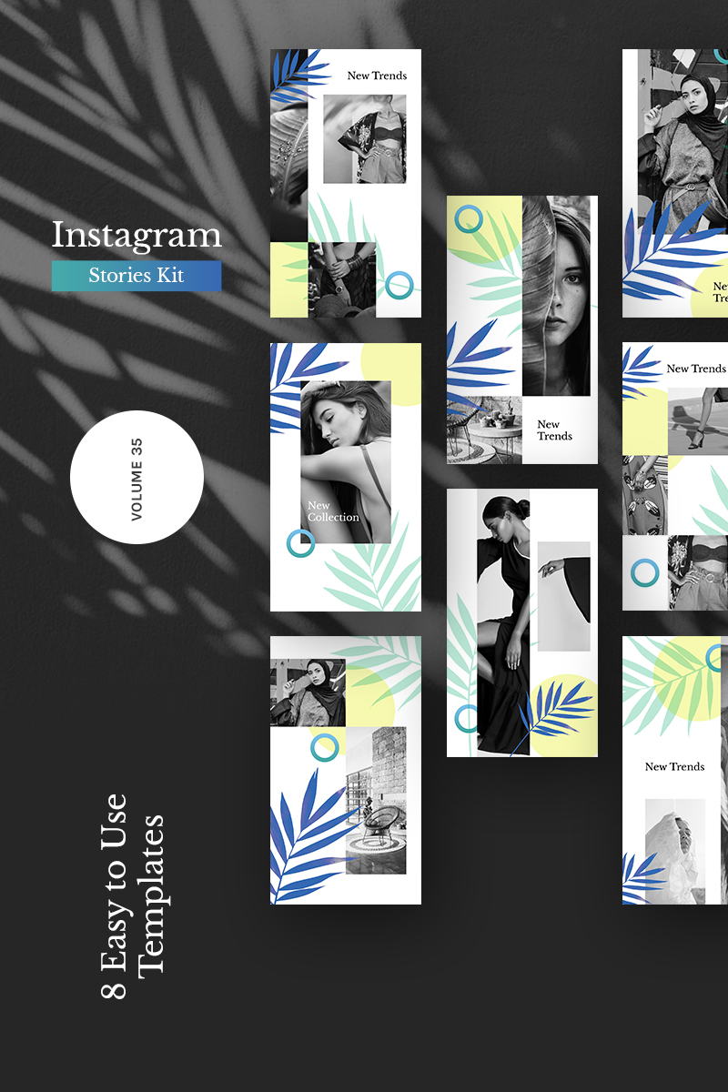 Creative Instagram Stories Kit