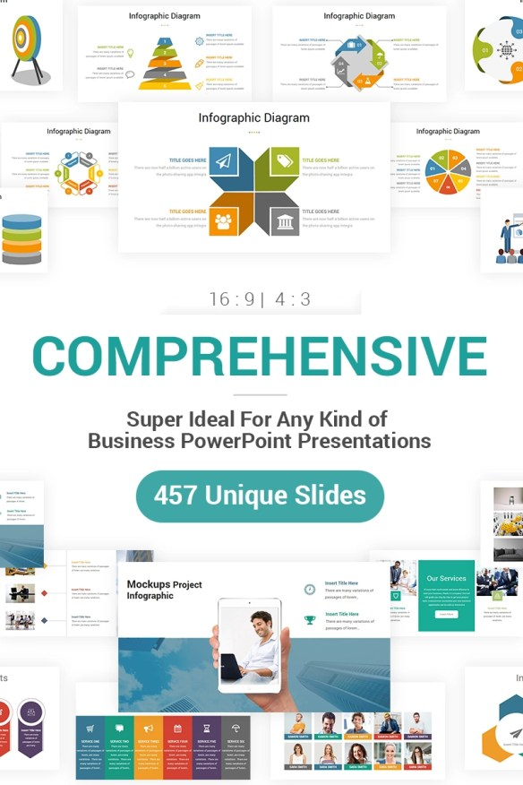 Comprehensive Pack PowerPoint Template