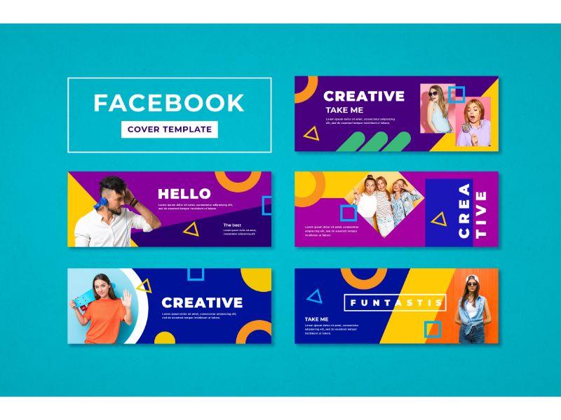 Facebook Cover Creative & Fantastic Social Media