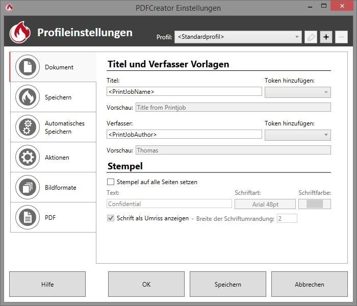 Pdfcreator Einfach Pdf Dateien Erstellen Download