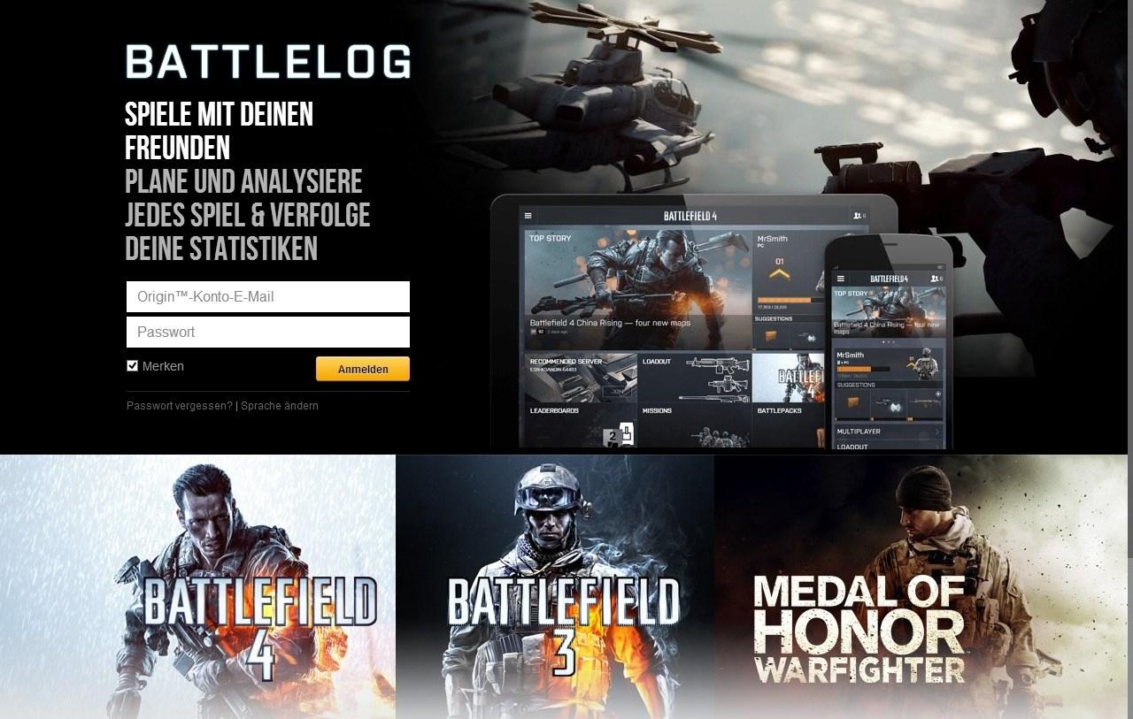 Battlelogium - Battlelog-Client und -Wrapper Download