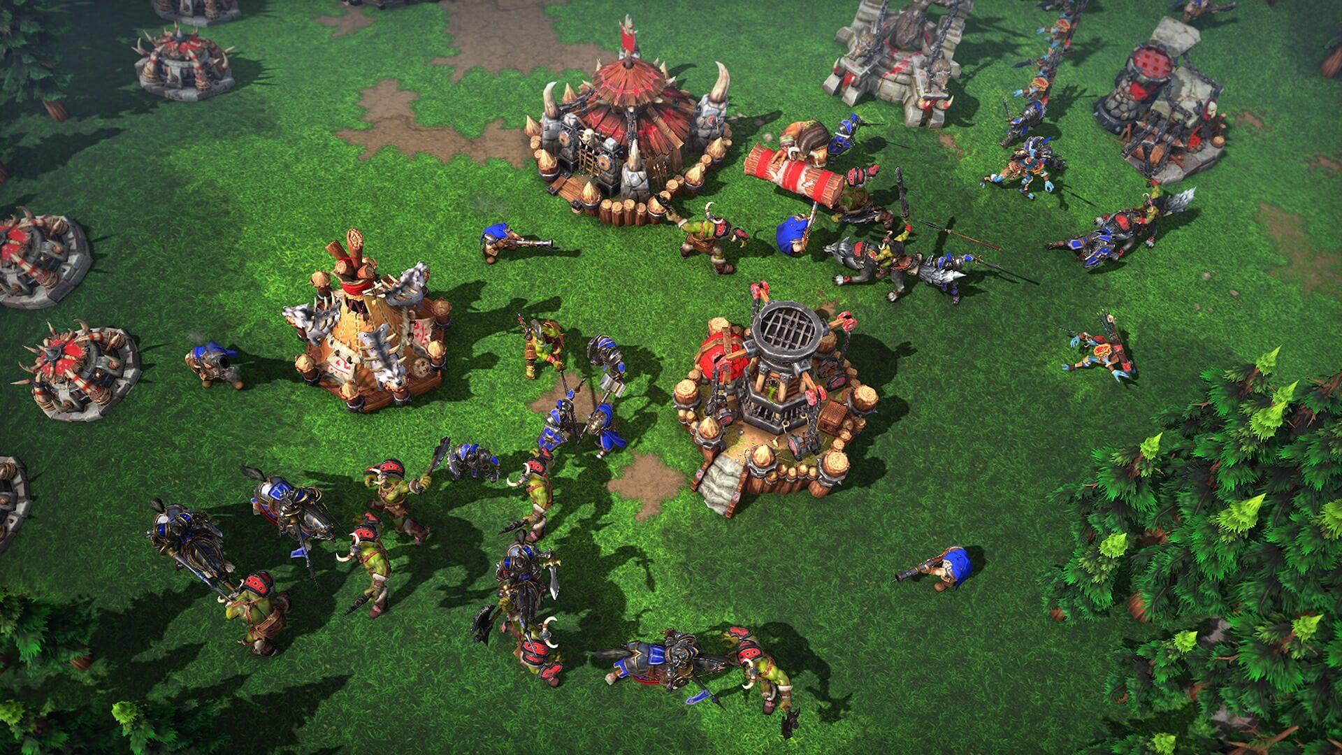 Warcraft 3 Reforged - Cinematic-Trailer zum Remake von Blizzard