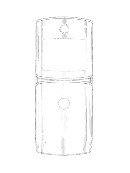 Erste Bilder vom Design: Faltbares Motorola Razr zeigt