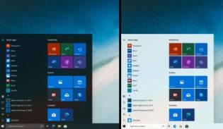 The Windows 10 Start Menu 2020
