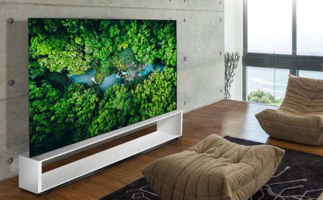 LG's OLED-Tv will be in 2020