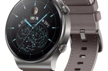 Huawei Watch GT2 Pro: stylish new smartwatch with wireless charging