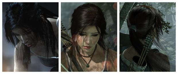 Tressfx In Tomb Raider AMD Macht Lara Croft Die Haare Schön
