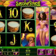 SCR888 SKY888 Casino Samba Brazil Slot Game
