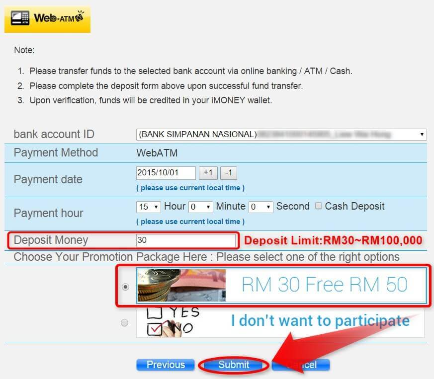 How to Get Free RM50 in iBET SCR888 Slots-4