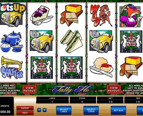 SCR888 Casino Tally Ho Slot Game, Get Free Bonus 1