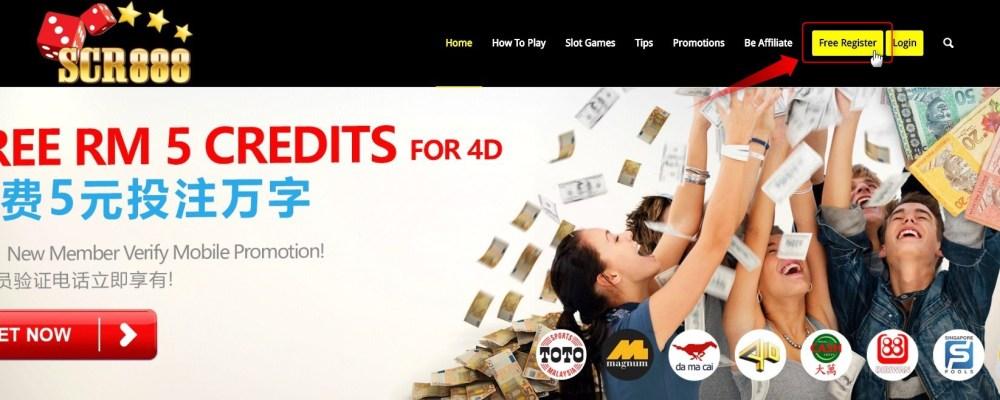 Free Register iBET enjoy Scr888 Free Download Slot Game and Get More Bonus !