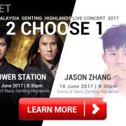 SCR888 support iBET Lucky Draw Jason Zhang & Power Station