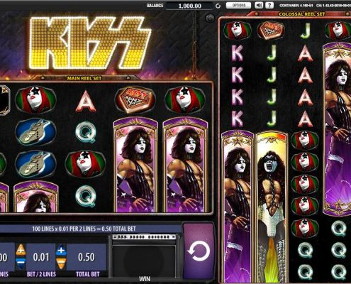 Hengheng2 Scr888 Online Casino KISS Slot Game