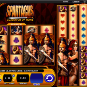 Login SCR888 Online Casino Play Spartacus Slot Game