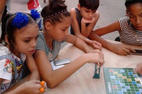 VALORES QUE EL SCRABBLE PUEDE APORTAR A LA EDUCACIÓN INFANTIL