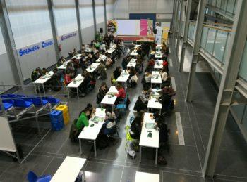 Elx,Alacant), prèvia,  3r Campionat de Scrabble Escolar valencià 2018, 2n cicle (3r-4t d'ESO)