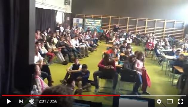 El Prat Gran Final 5è-6è del VI Campionat de Scrabble Escolar dels Països Catalans, 2015