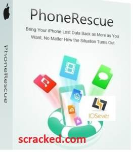 PhoneRescue 6.3.6 Crack License Code With Torrent 2020 [Android/Mac/iOS]