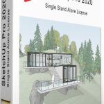 SketchUp Pro 2020 Crack Torrent With License Key Full Version 2020 {Mac/Win}