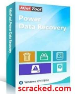MiniTool Power Data Recovery 9.1.1 Crack Torrent With Serial Key Free Download (2021)