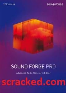 SOUND FORGE Pro 14.0.0.130 Crack With Keygen Full Version 2020 [Mac & Win]