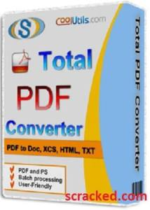 Coolutils Total PDF Converter 6.1.0.194 Crack Serial Key Full Torrent 2021 [Win/Mac]