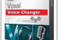Voxal Voice Changer 6.07 Crack With Registration Code 2021 Free Download (Win/Mac)