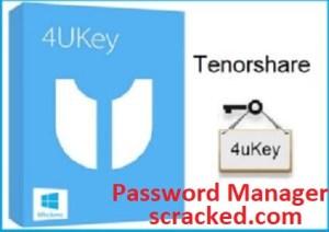 Tenorshare 4uKey 3.0.1.4 Crack Registration Code Latest 2021 Free Download (Win/Mac)