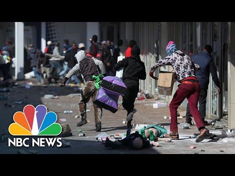 Protesti pristalica bivšeg južnoafričkog predsednika: Napravili HAOS U ZEMLJI, do sada …