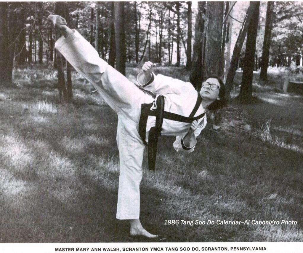 Master Mary Ann Walsh, Sa Bom
