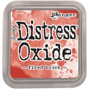 Tinta Distress Oxide «Fired Brick»