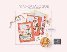 Mini Catalogue Janvier-Juin 2021