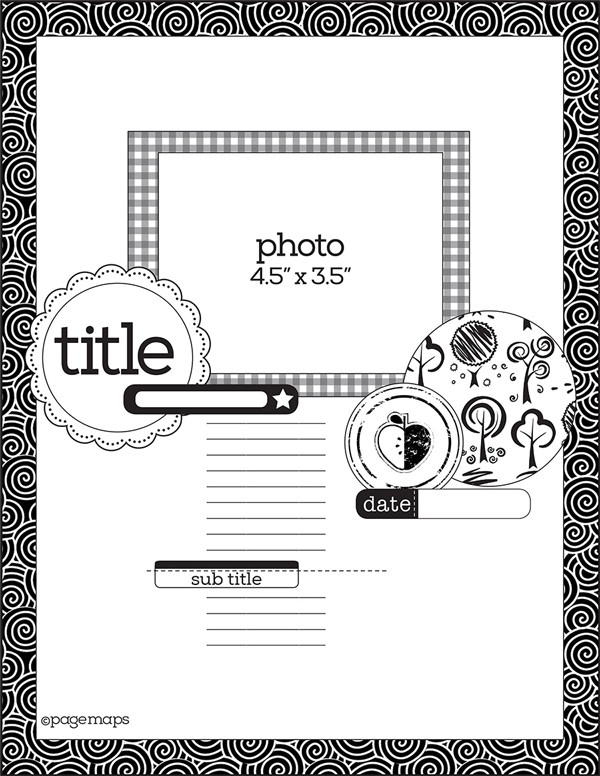 Scrapbook & Cards Today Blog: Kelly Goree, BasicGrey and