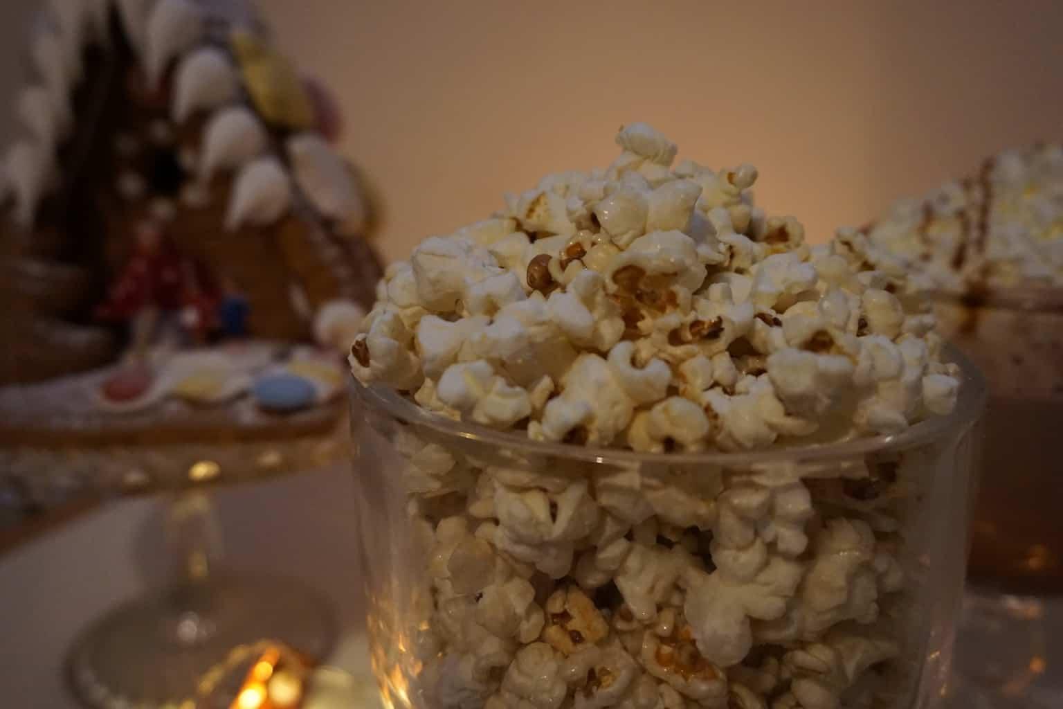 easy popcorn ideas