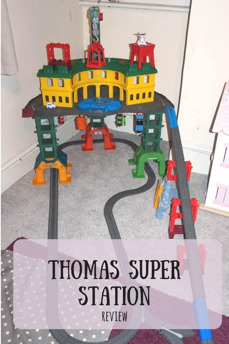 Thomas Super Station review