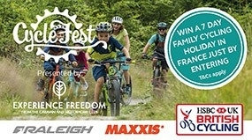 Cyclefest Banner-kids