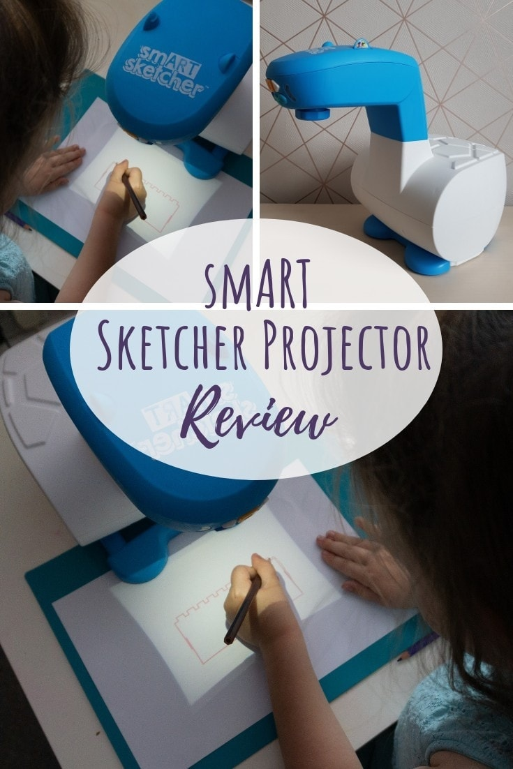 Getting Arty with the smART Sketcher Projector!