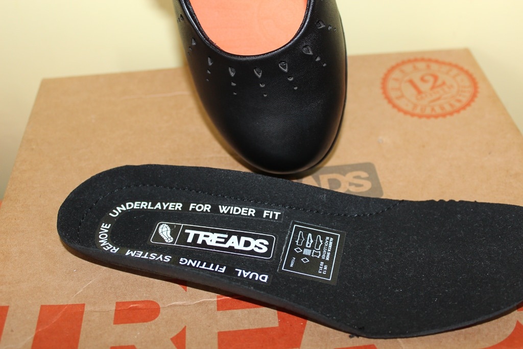 Treads shoes insoles