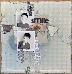 TSS Sept Sketch - Smile