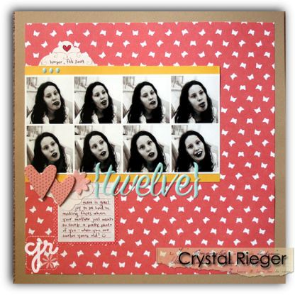 crystal rieger
