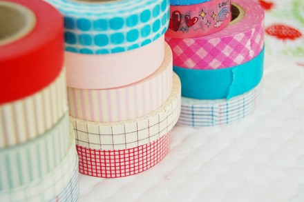 Article 30 Ways To Use Washi Tape Scrap Booking